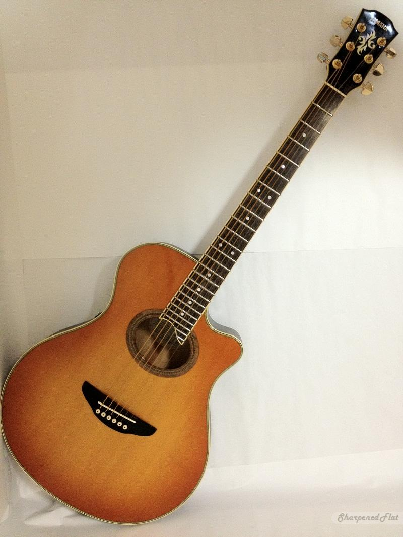 Yamaha Apx Guitar Price