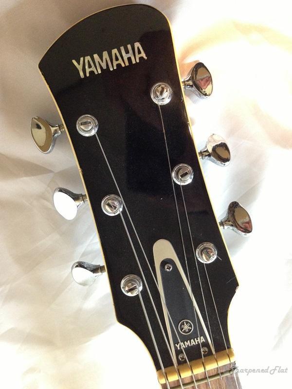 Yamaha SA-50 Yamaha-SA-50-headstock_front